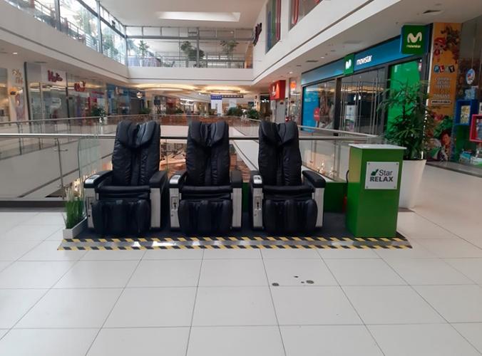 STAR RELAX - Mall del Sur