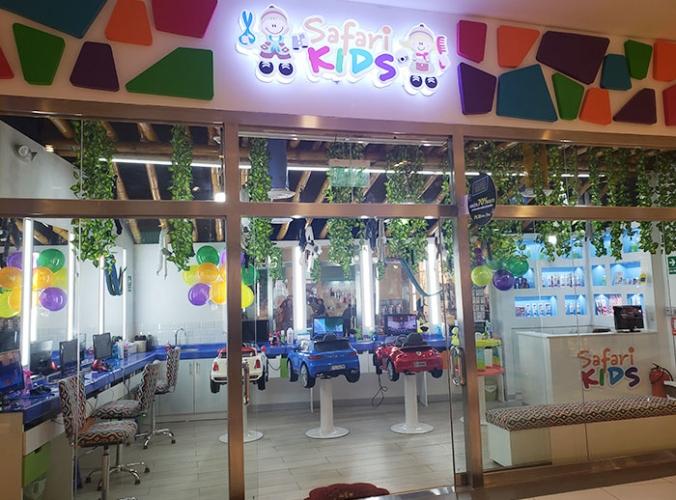 SAFARI KIDS - Mall del Sur