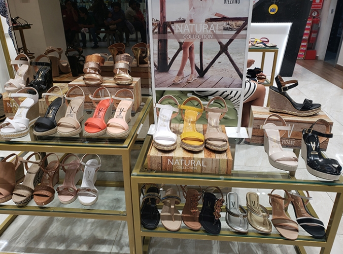 MOSSA SHOES - Mall del Sur