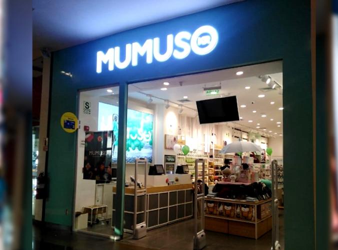 MUMUSO - Mall del Sur
