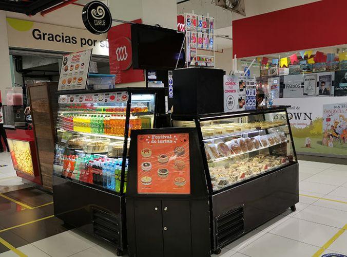 CANÉLIE - Mall del Sur