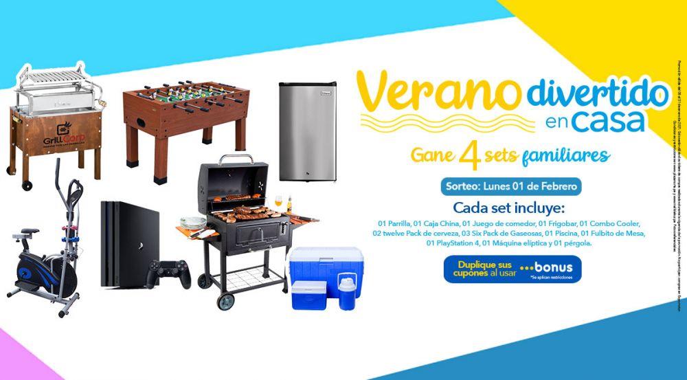 """""""Verano divertido en casa"""" en Plaza Norte y Mall del Sur - Mall del Sur"""