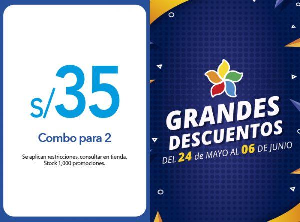 COMBO PARA 2 A S/ 35.00 - Plaza Norte