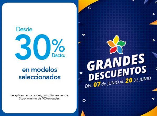 DESDE 30% DSCTO. EN MODELOS SELECCIONADOS - Plaza Norte