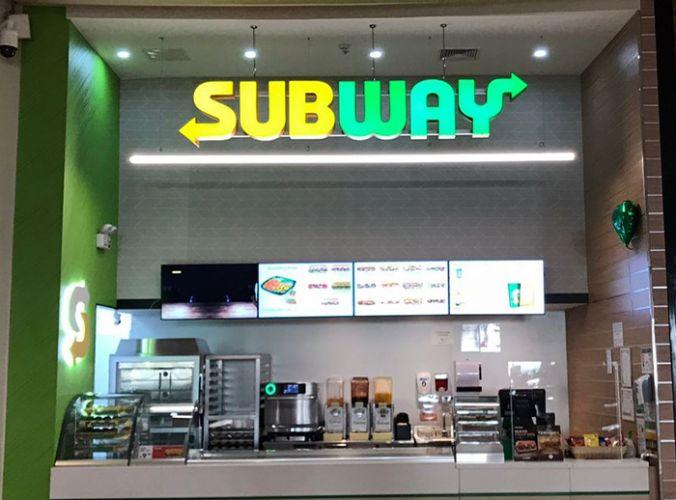 Subway - Mall del Sur