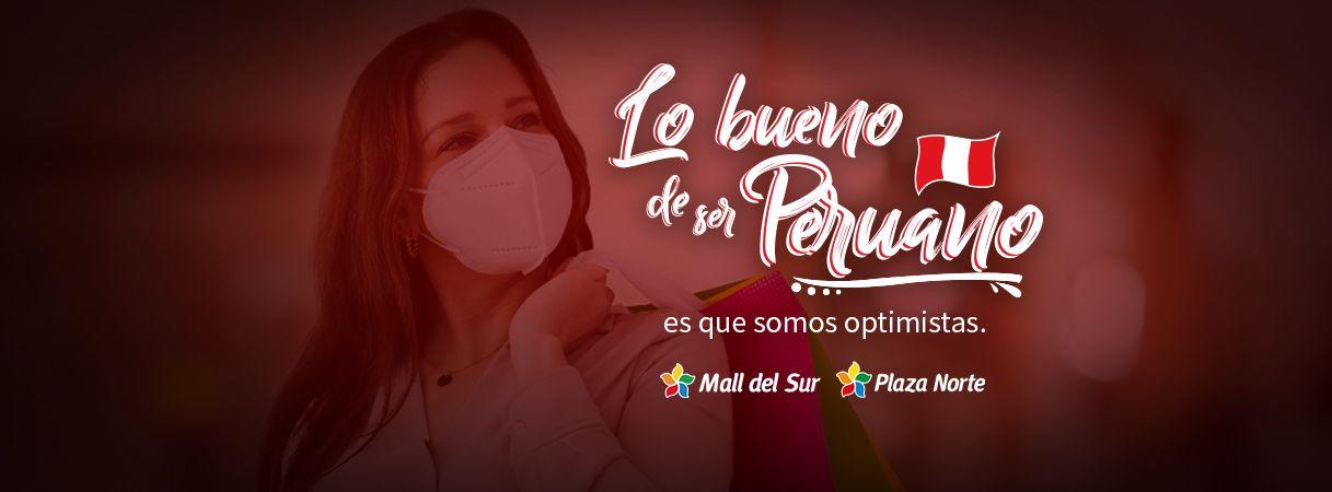 Lo bueno de ser Peruano - Mall del Sur