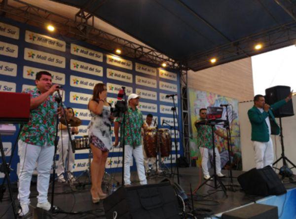 Show Musical de Borinquen - Mall del Sur